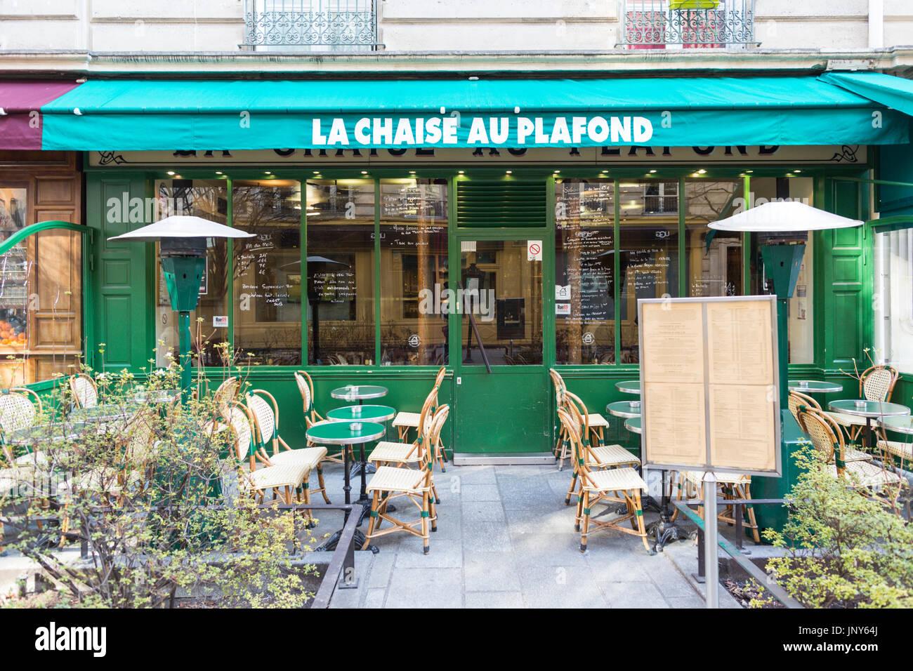 Spring Restaurant Paris Closing