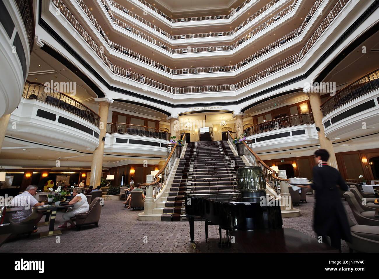 Westin Hotel Berlin Germany