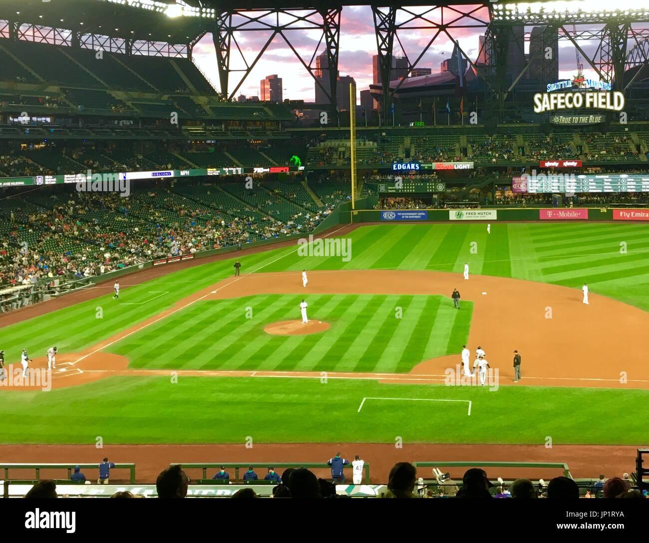 baseball - Stock Image