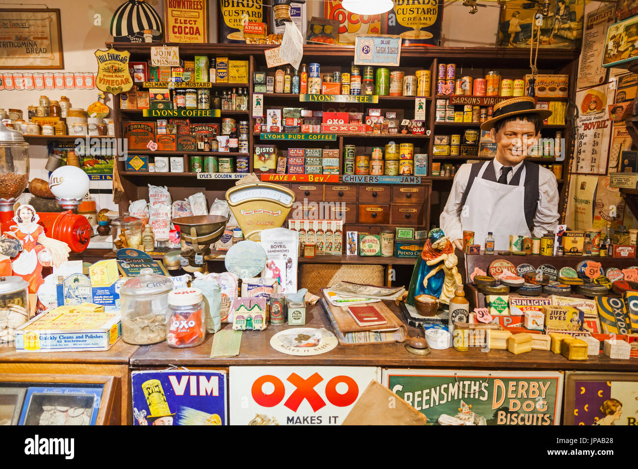 Romanian Food Store Edinburgh