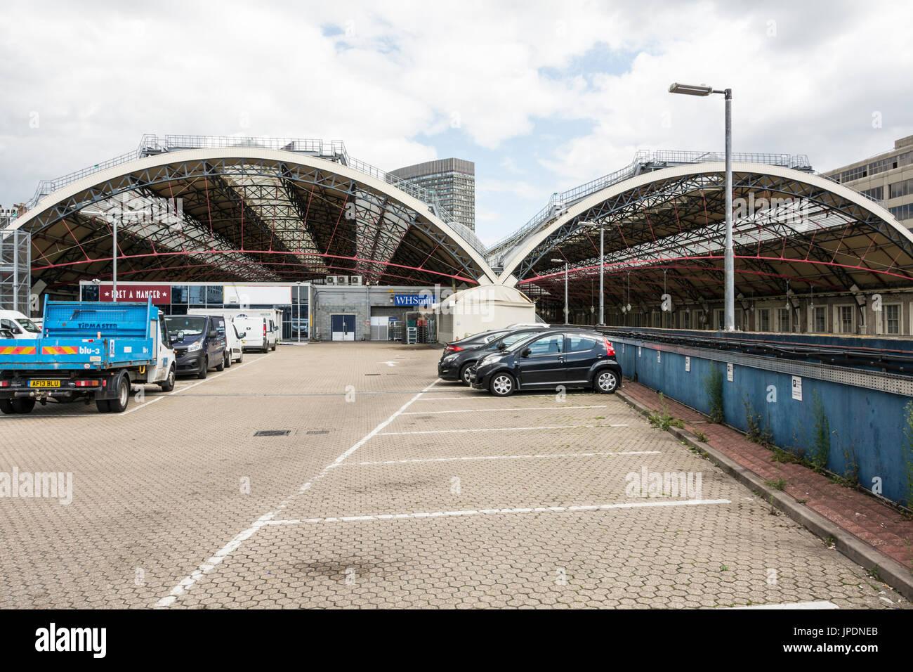 Newbury Station Road Car Parking
