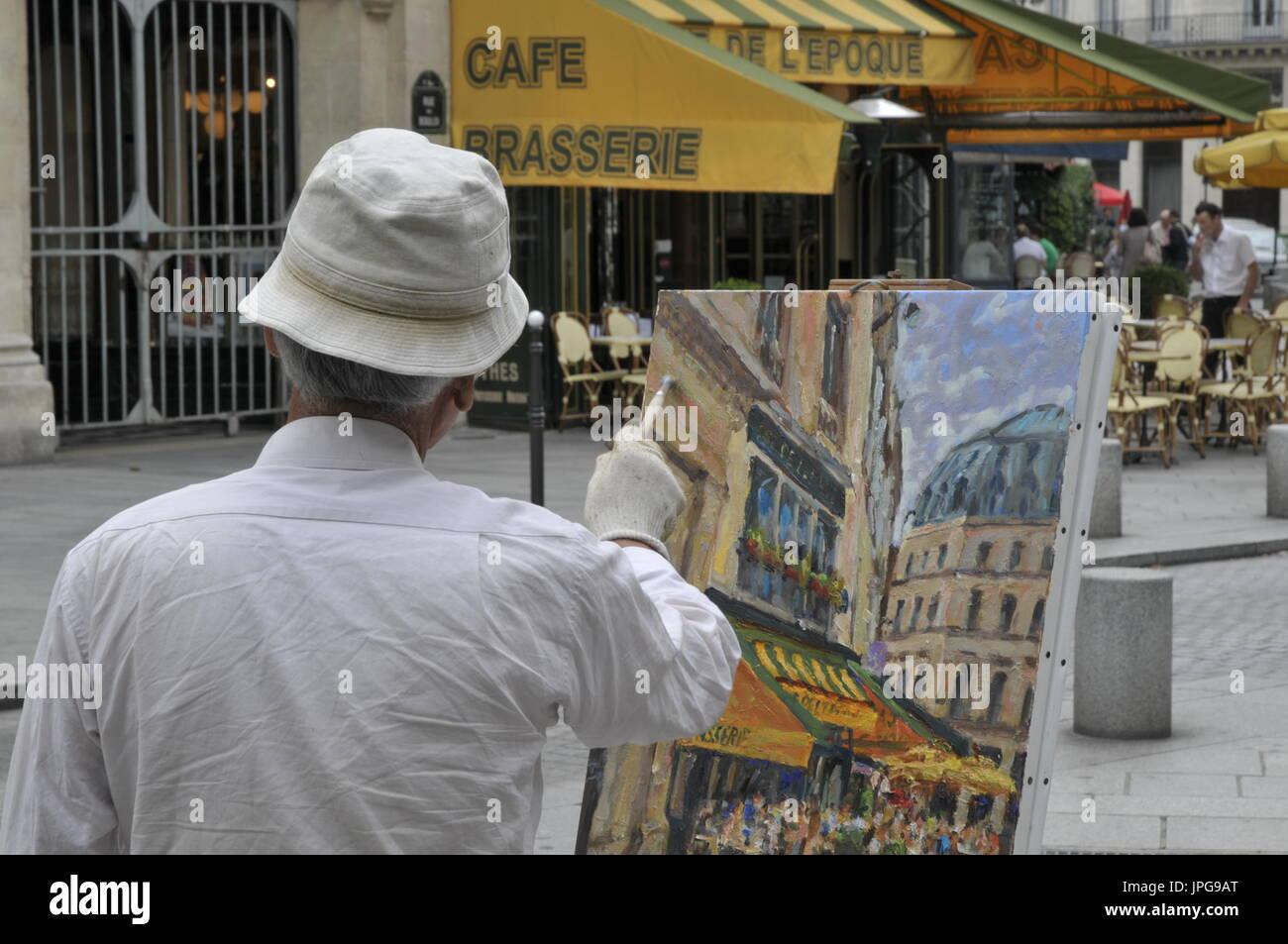 a street observation