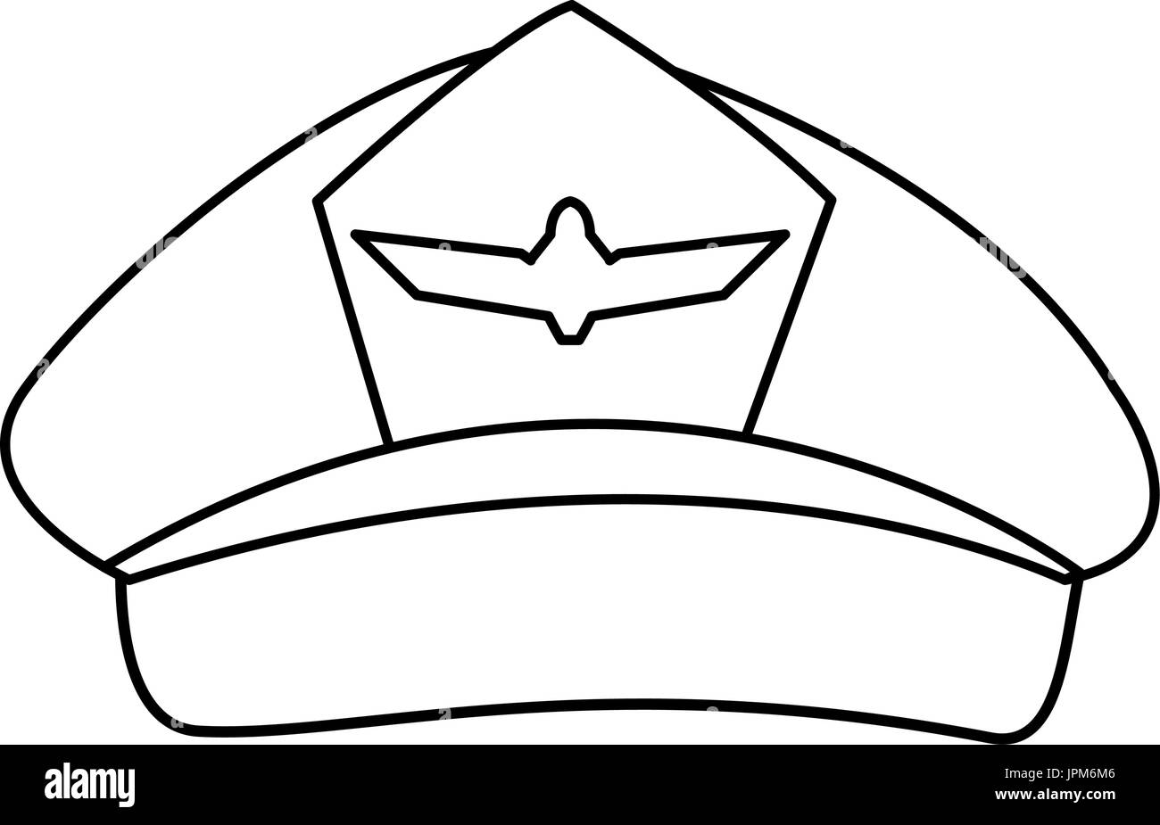 Flight Captain Hat Stock Photos Amp Flight Captain Hat Stock