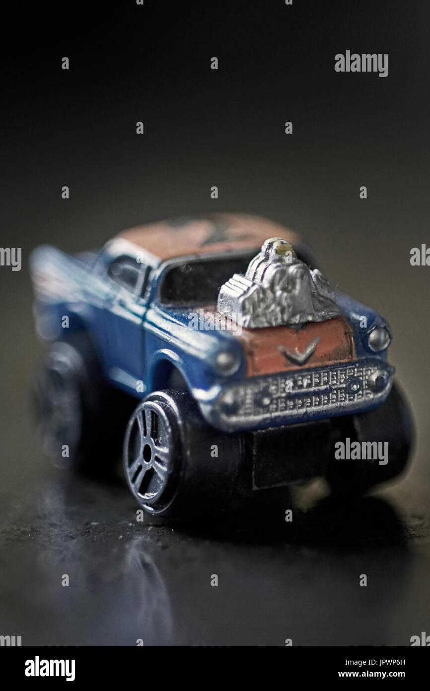 model pick up truck - Stock Image