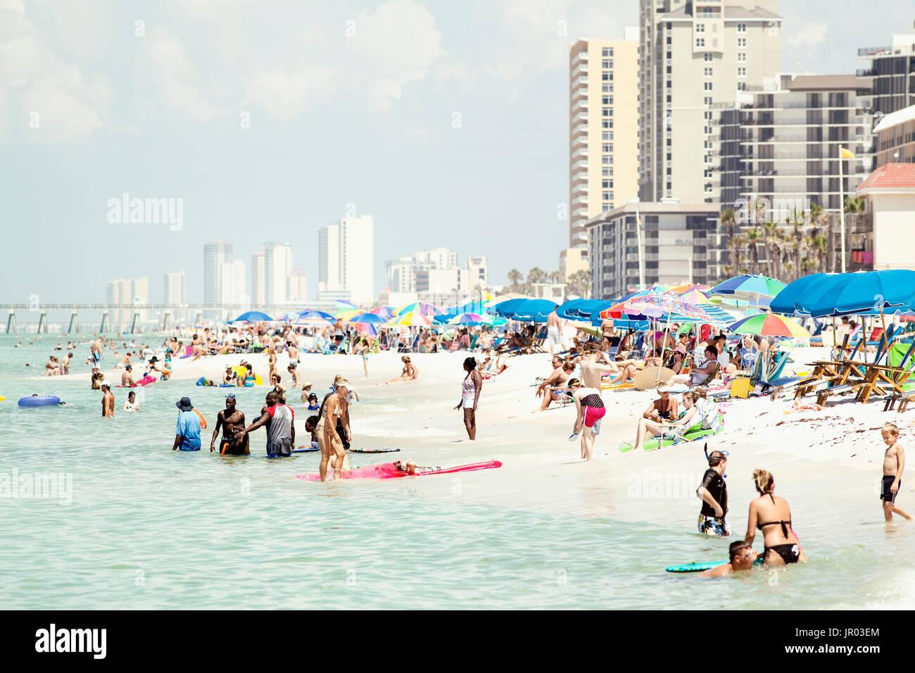 Vacationing In Panama City Beach
