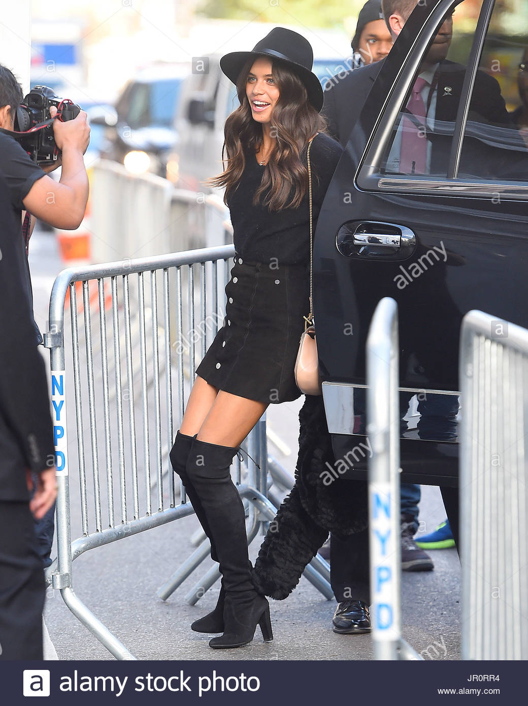 Black Knee High Boots Stock Photos Amp Black Knee High Boots