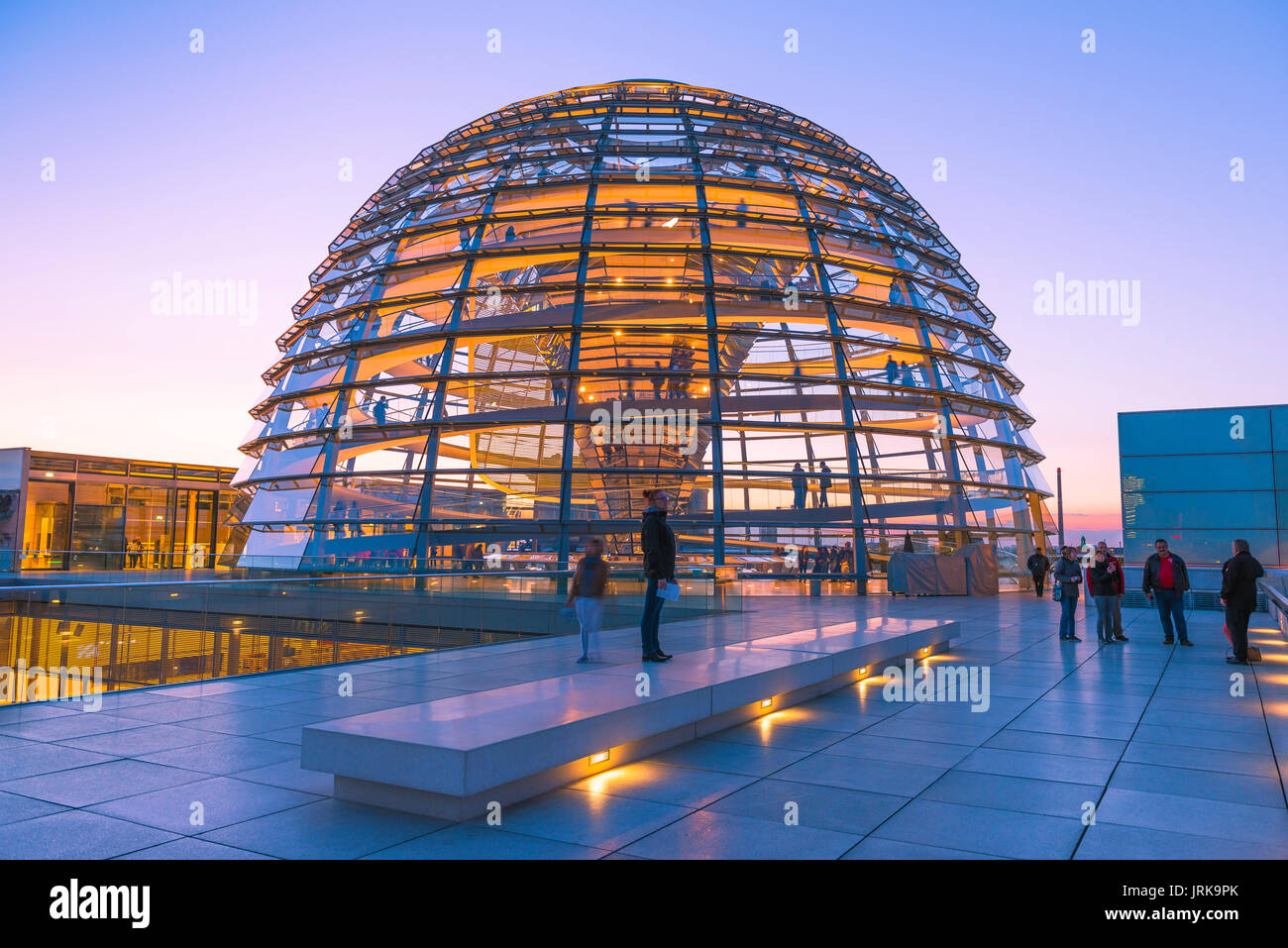 the reichstag dome stock photos the reichstag dome stock images alamy. Black Bedroom Furniture Sets. Home Design Ideas