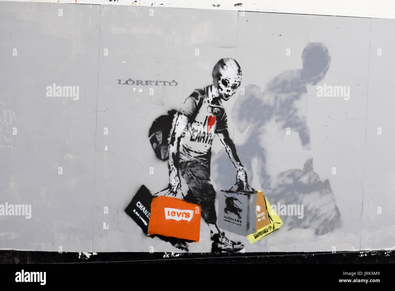 loretto-street-artgraffiti-artwork-on-regent-street-london-depicting-JRKXM9.jpg