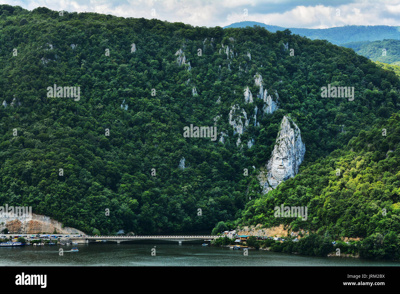 danube between mountains and - photo #22