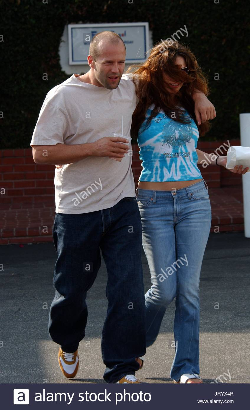 Jason Statham, Kelly Brook. Actor Jason Statham and ...