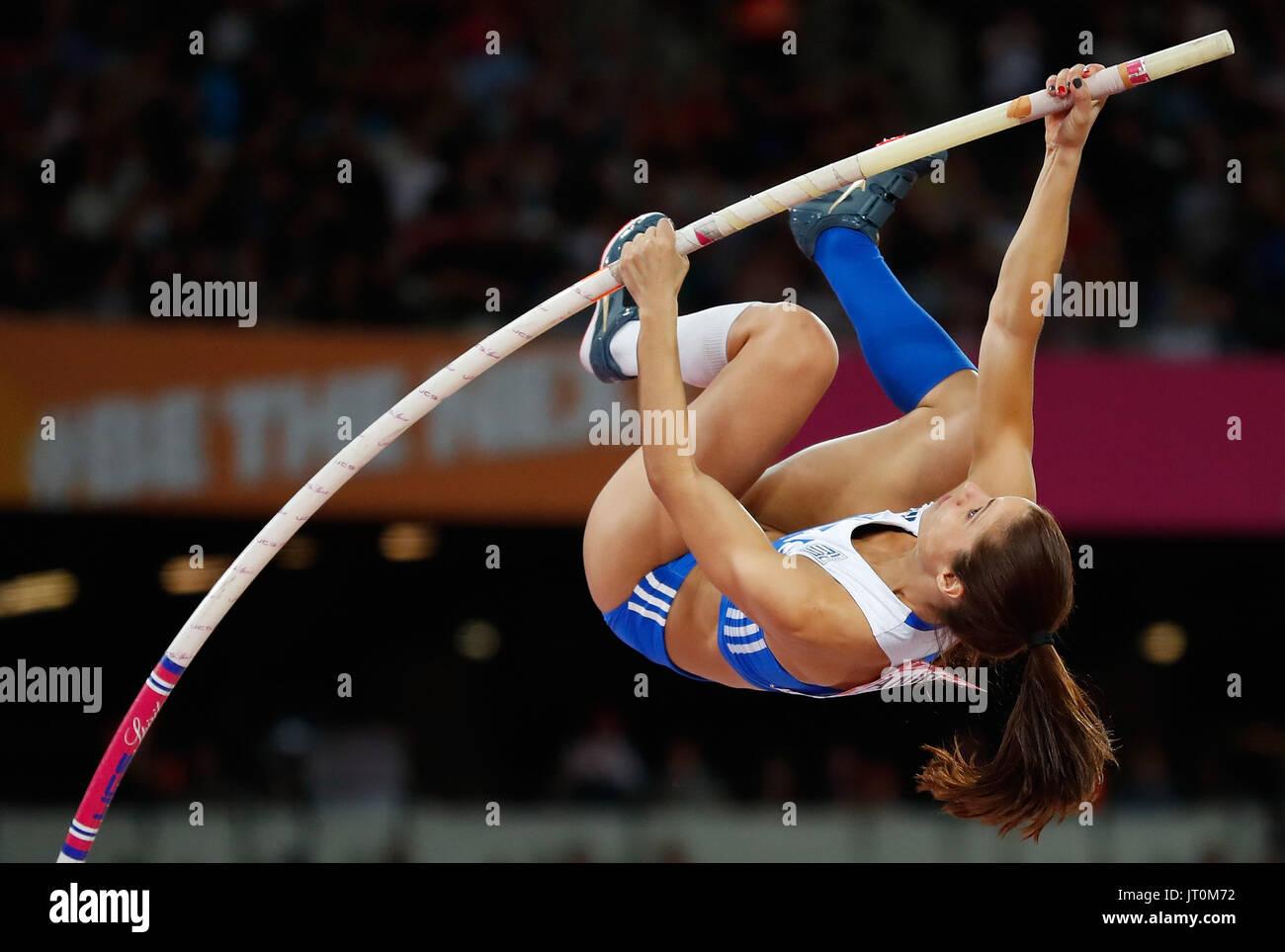 European U Championships Womens Pole Vault Final