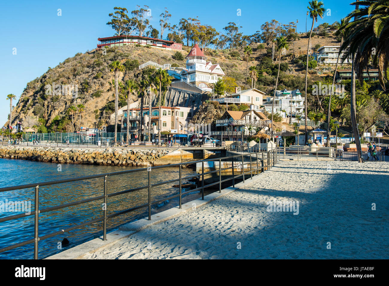 Santa catalina island stock photos santa catalina island for The catalina