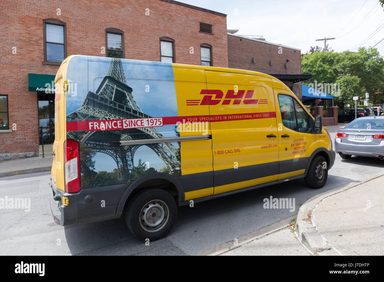 Salary Information for a Courier Van Driver