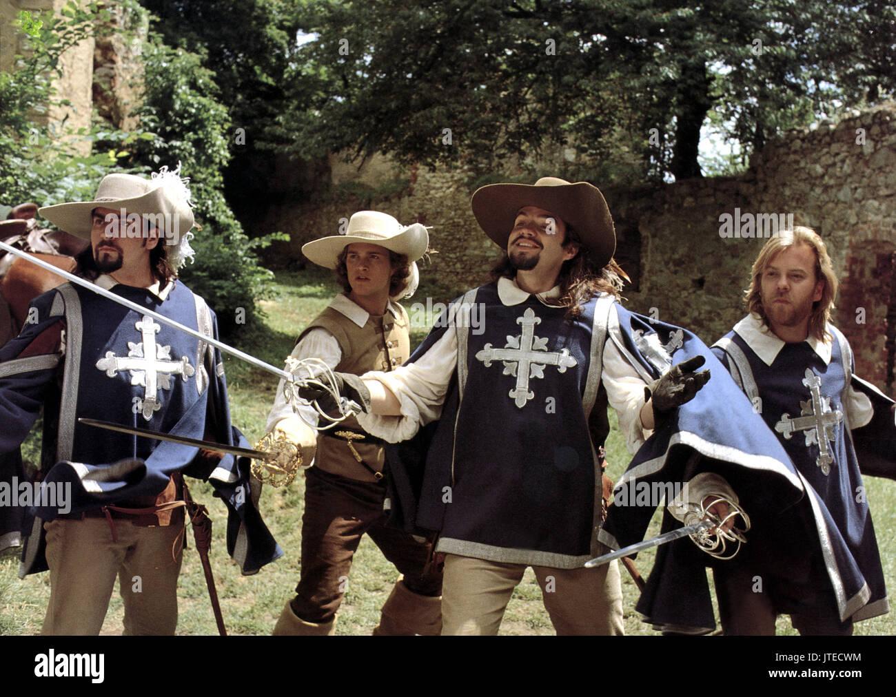 Oliver Platt Musketeers CHARLIE SHEEN CHRIS O'...