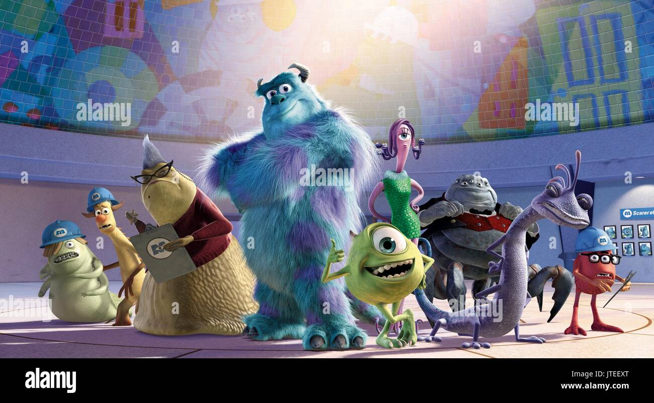 Monsters Inc Needleman