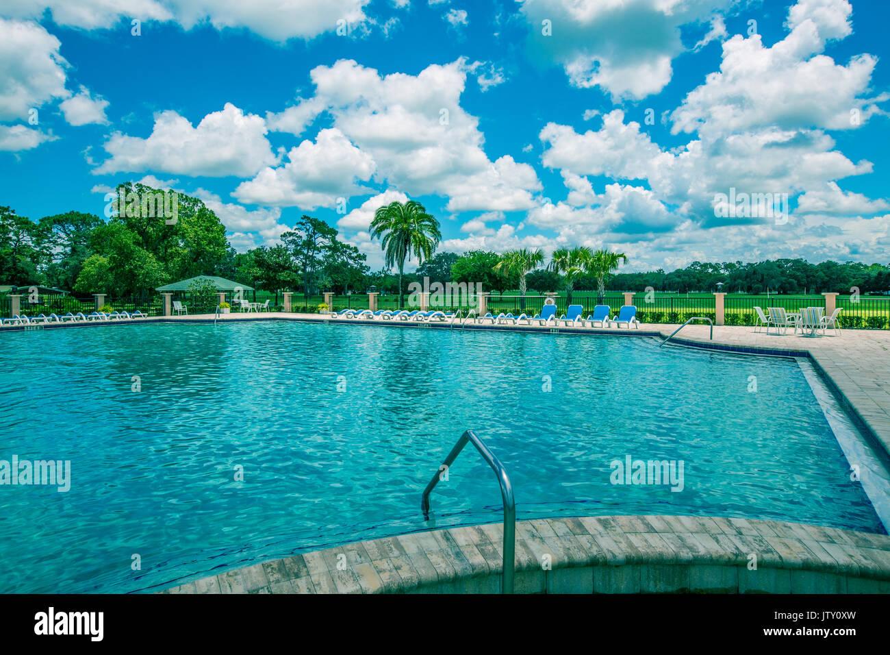 Community Swimming Pool Stock Photos Community Swimming Pool Stock Images Alamy