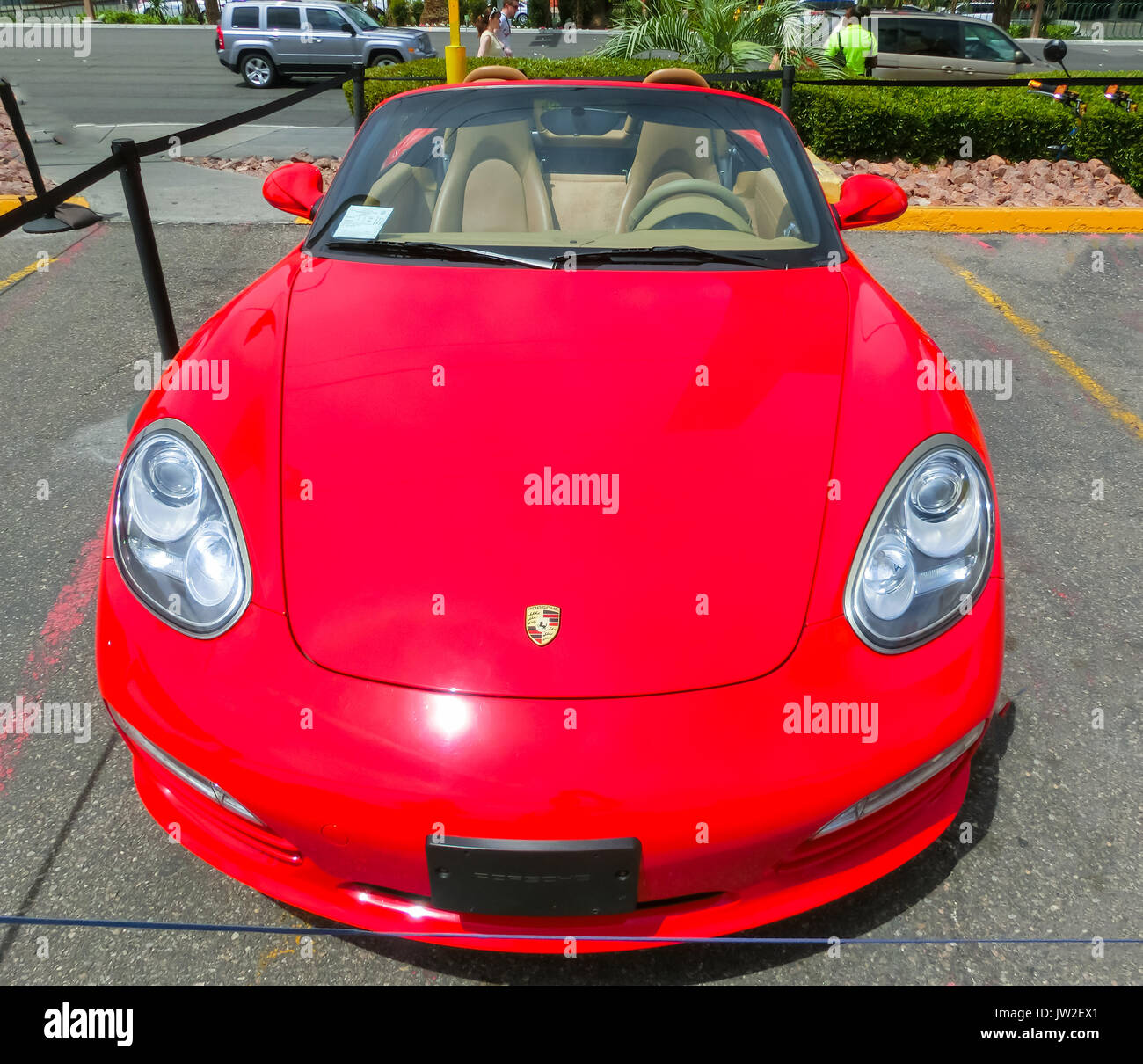Hertz Rent A Car Stock Photos & Hertz Rent A Car Stock