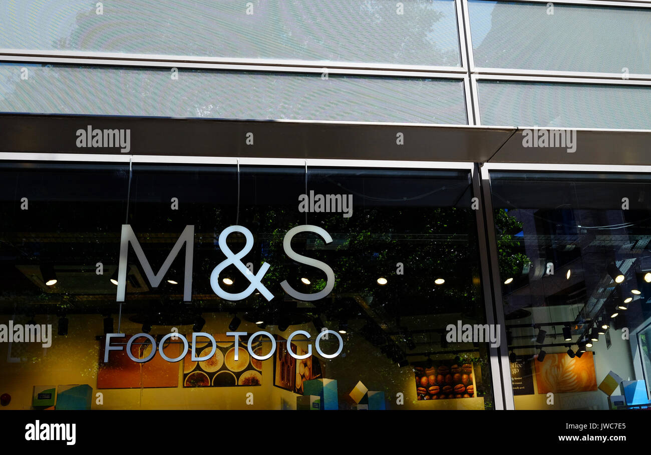 Marks And Spencer Food Stores In Cornwall