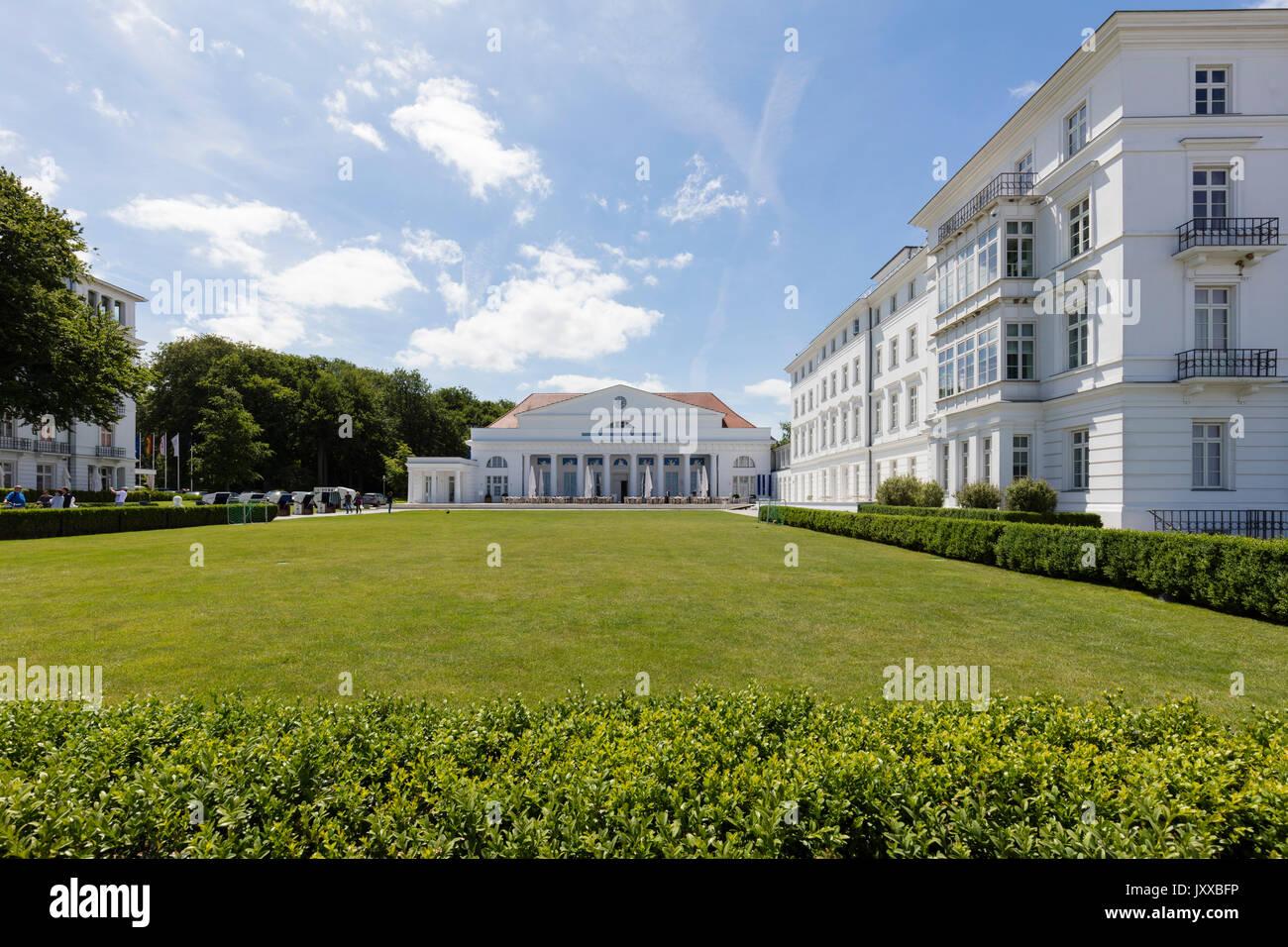 Ahrenshoop Grand Hotel Kurhaus