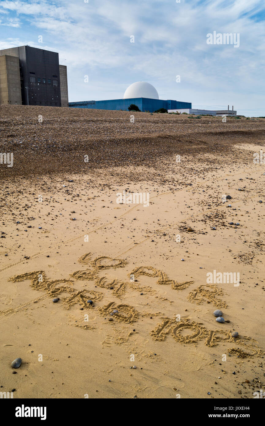 writing-in-the-sand-in-front-of-sizewell