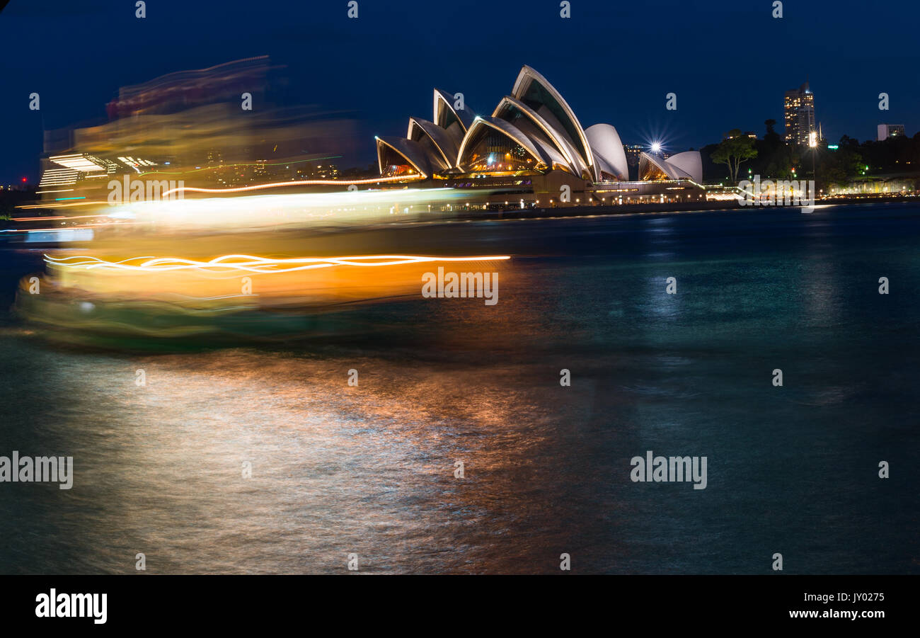 fiery-looking-ferry-at-dusk-with-harbour