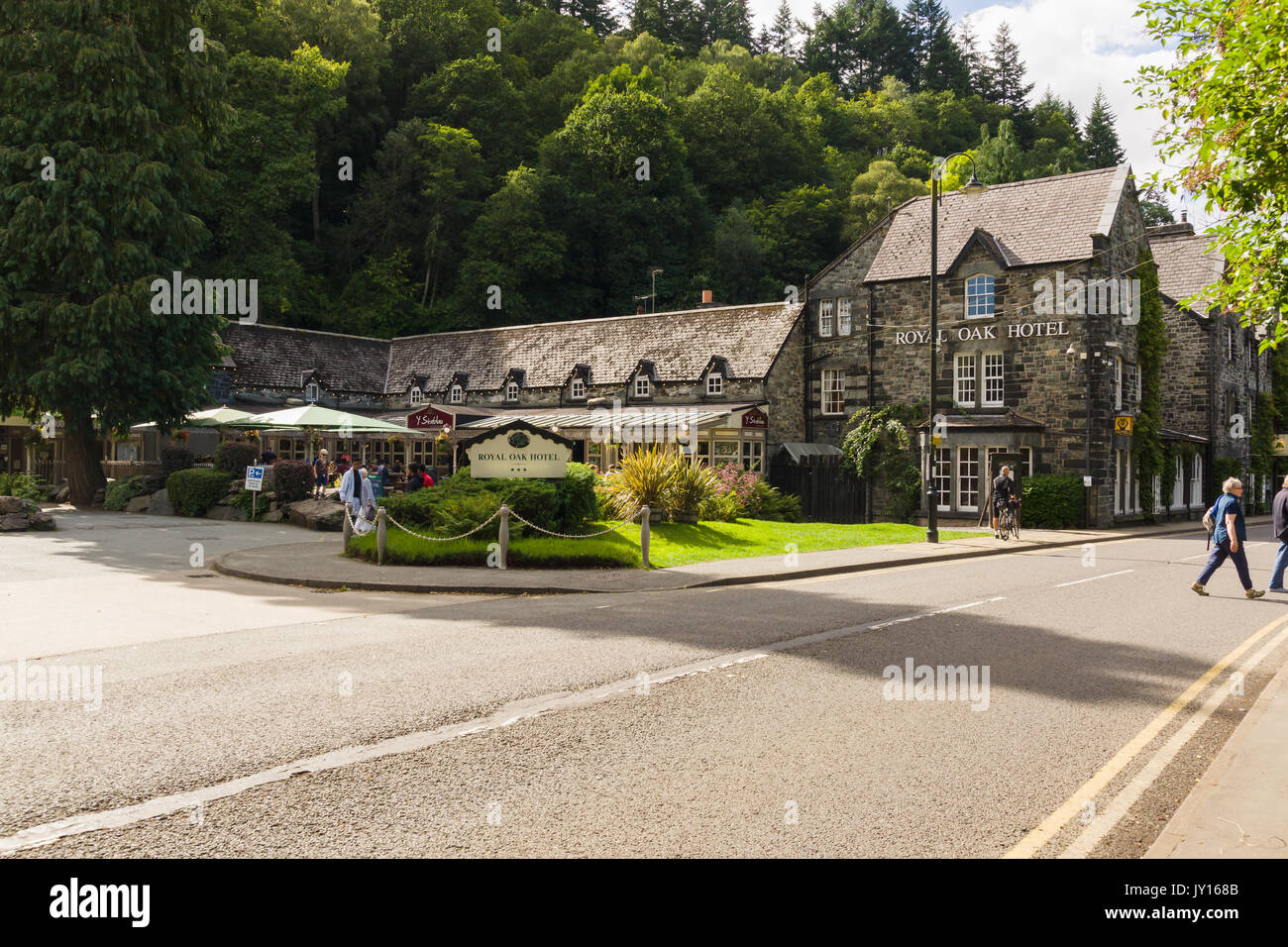 Royal Oak Hotel Betws Y Coed Restaurant