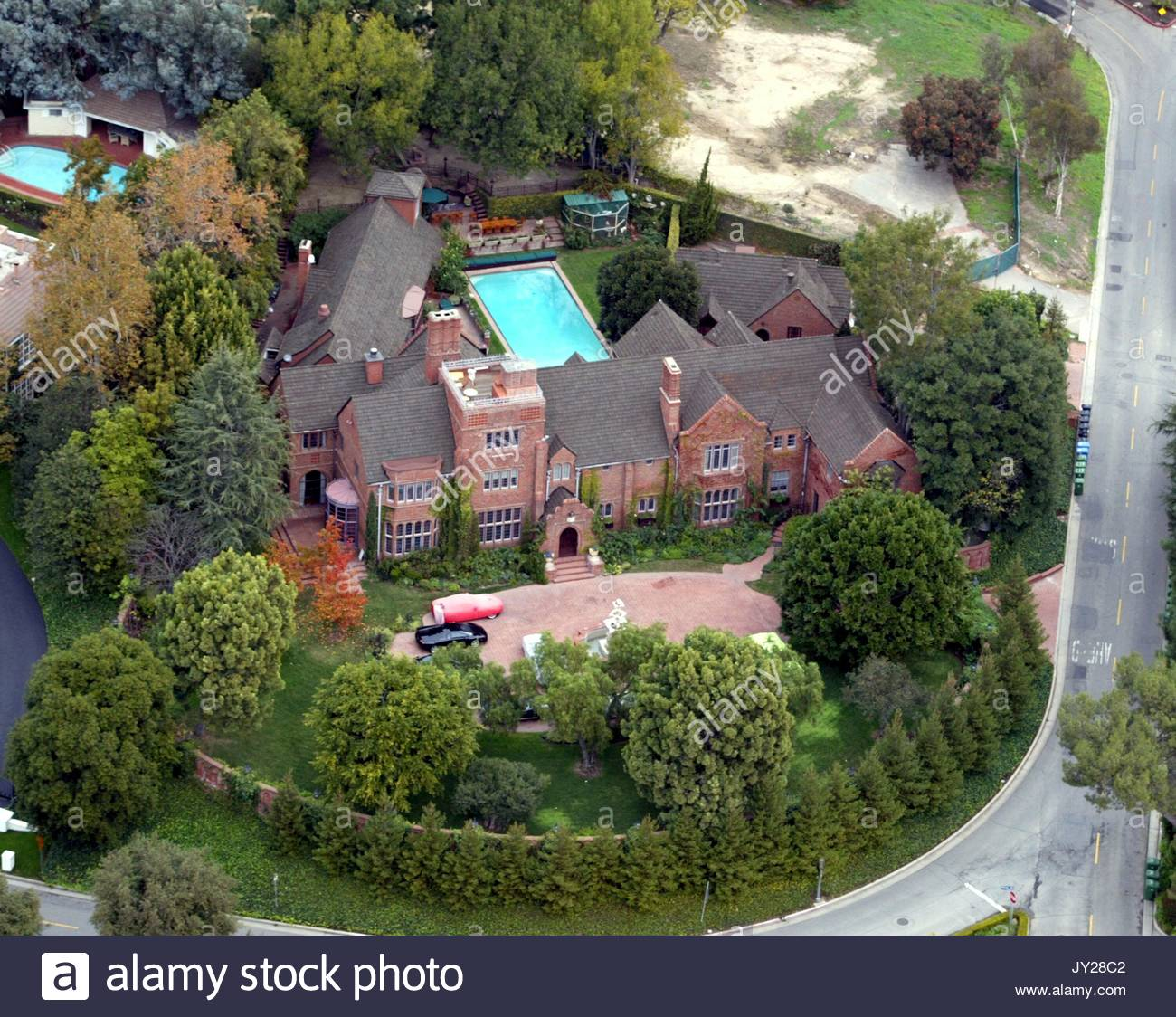 Olympic Size Swimming Pools With Mansions: Olympic Swimming Pool Aerial Stock Photos & Olympic