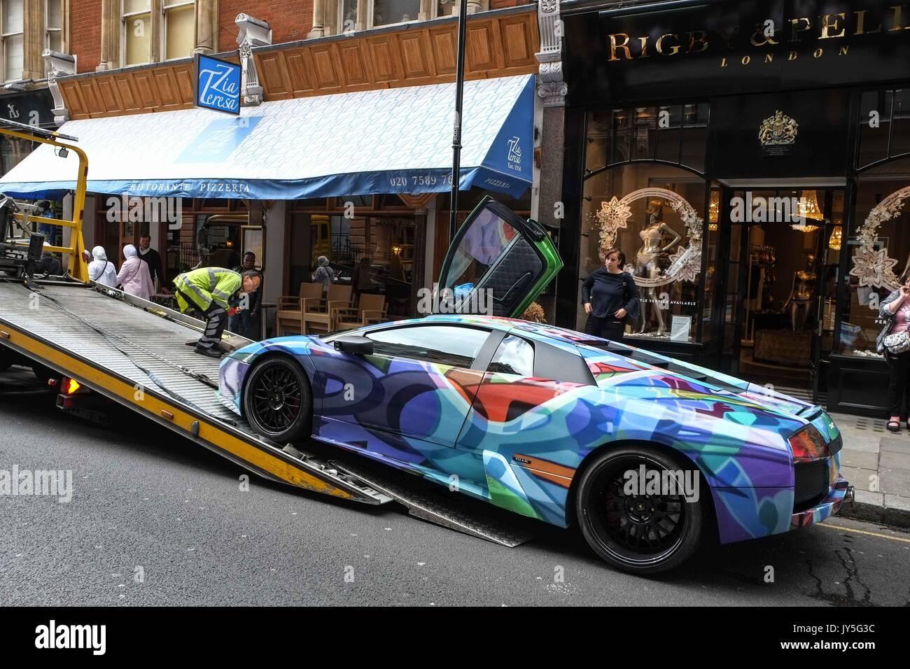 london-uk-18th-august-2017-broken-down-l