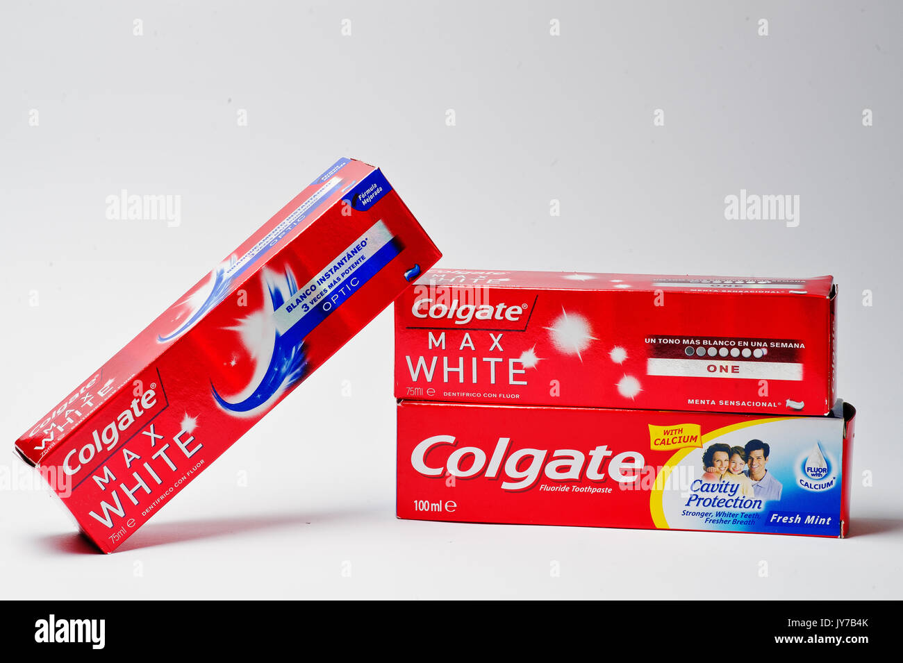 toothpaste and colgate palmolive Colgate-palmolive, the global leader in oral care, solicited the austin company  to design and build a new state-of-the-art, 250000 sf dental cream facility in.