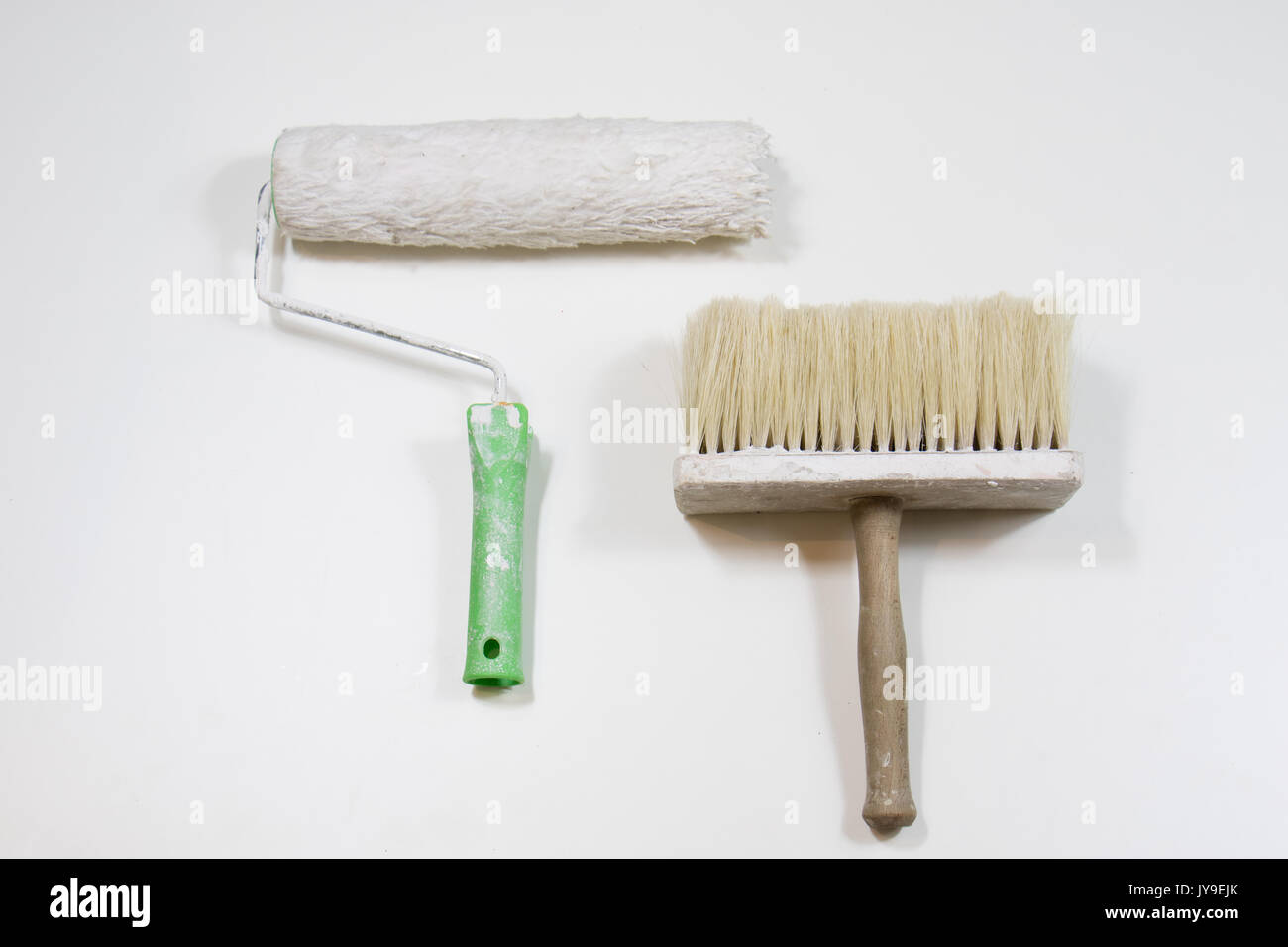 Old Paint Brushes Diy Stock Photos Amp Old Paint Brushes Diy