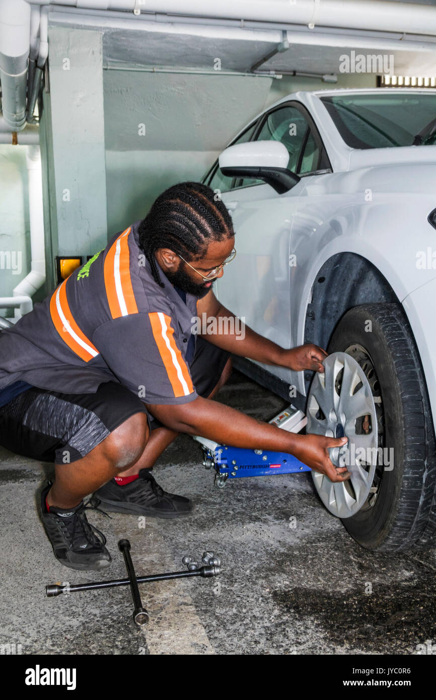 Tire Repair Miami Beach