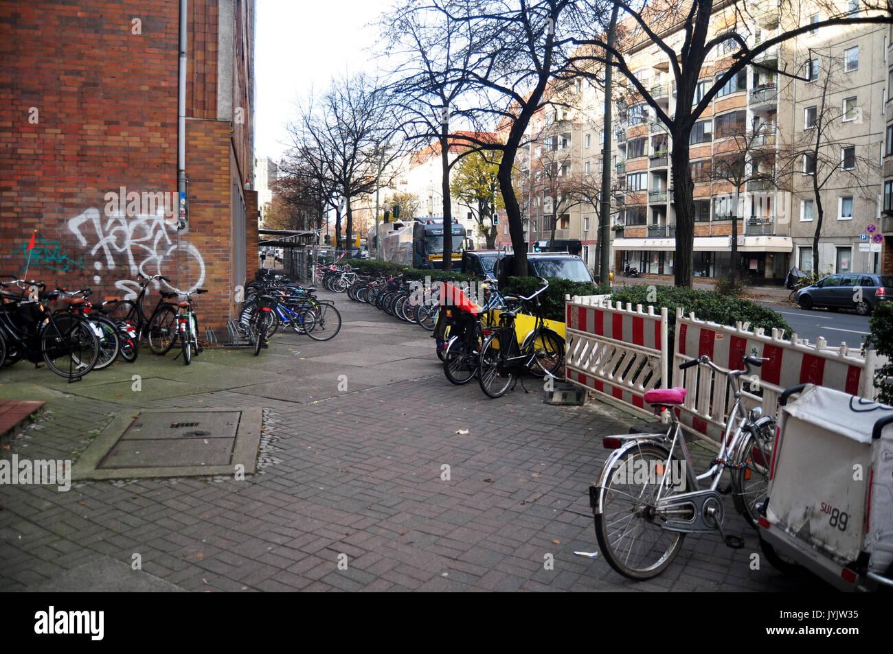 dusseldorf bike stock photos dusseldorf bike stock. Black Bedroom Furniture Sets. Home Design Ideas