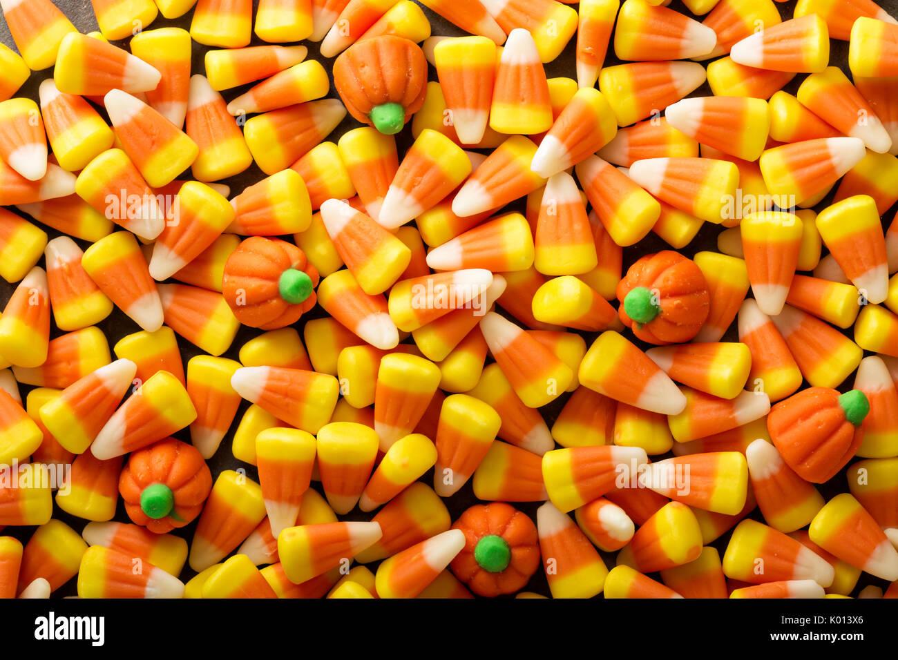 how to make corn stocks for halloween