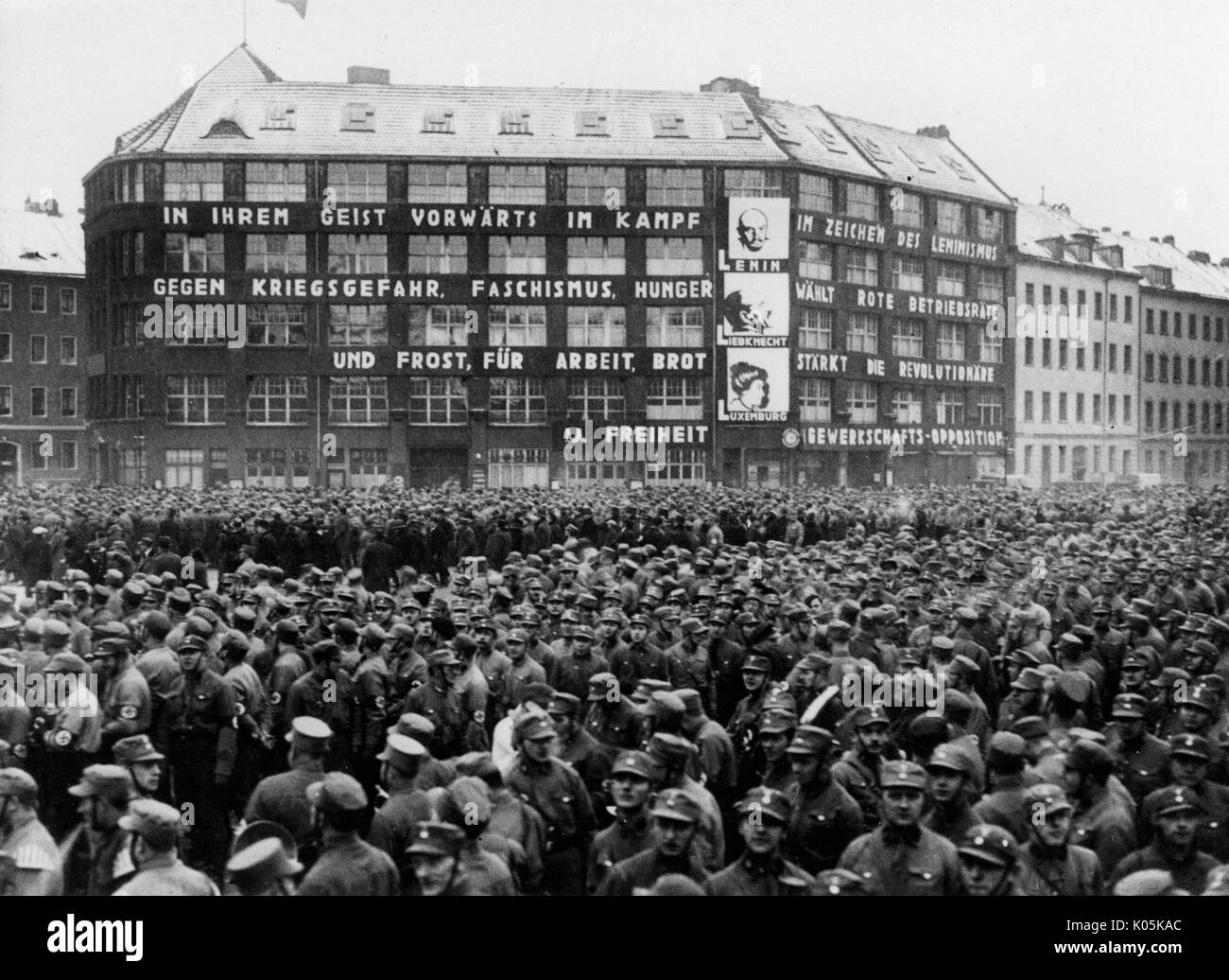 History of the Social Democratic Party of Germany