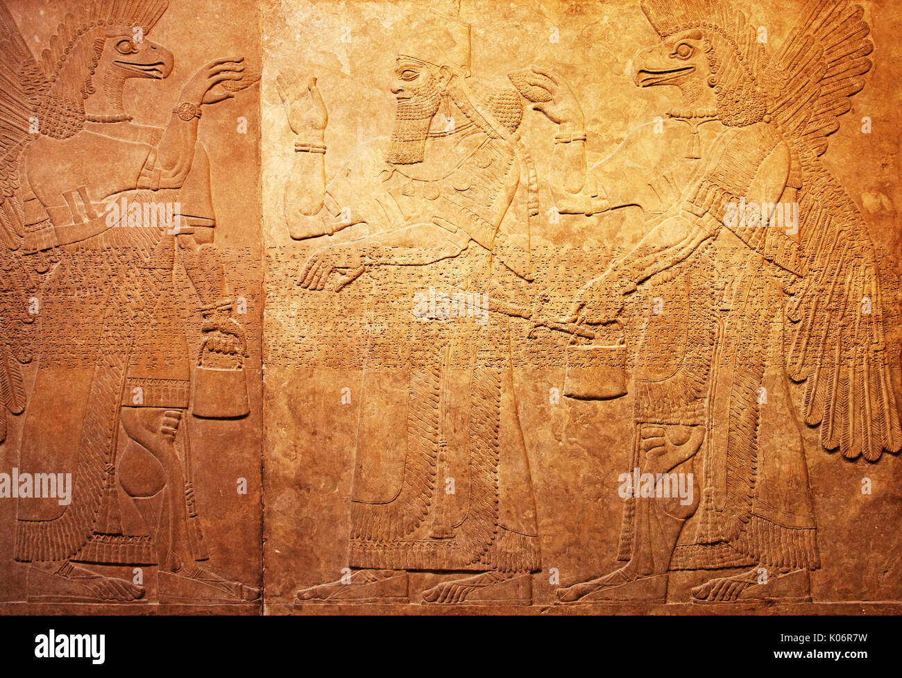 King of sumer stock photos images
