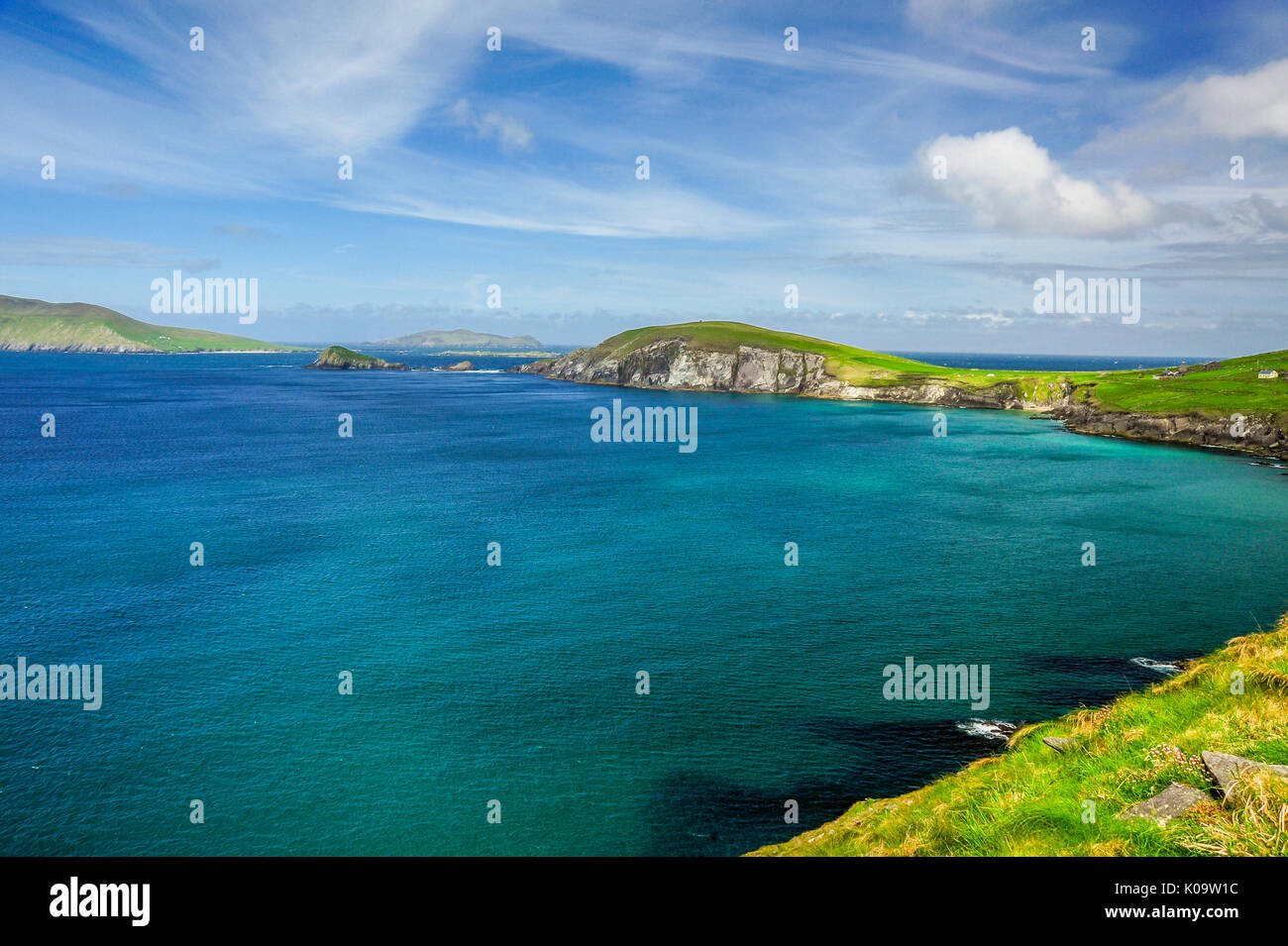 An analysis of dingle co kerry dugort achill island