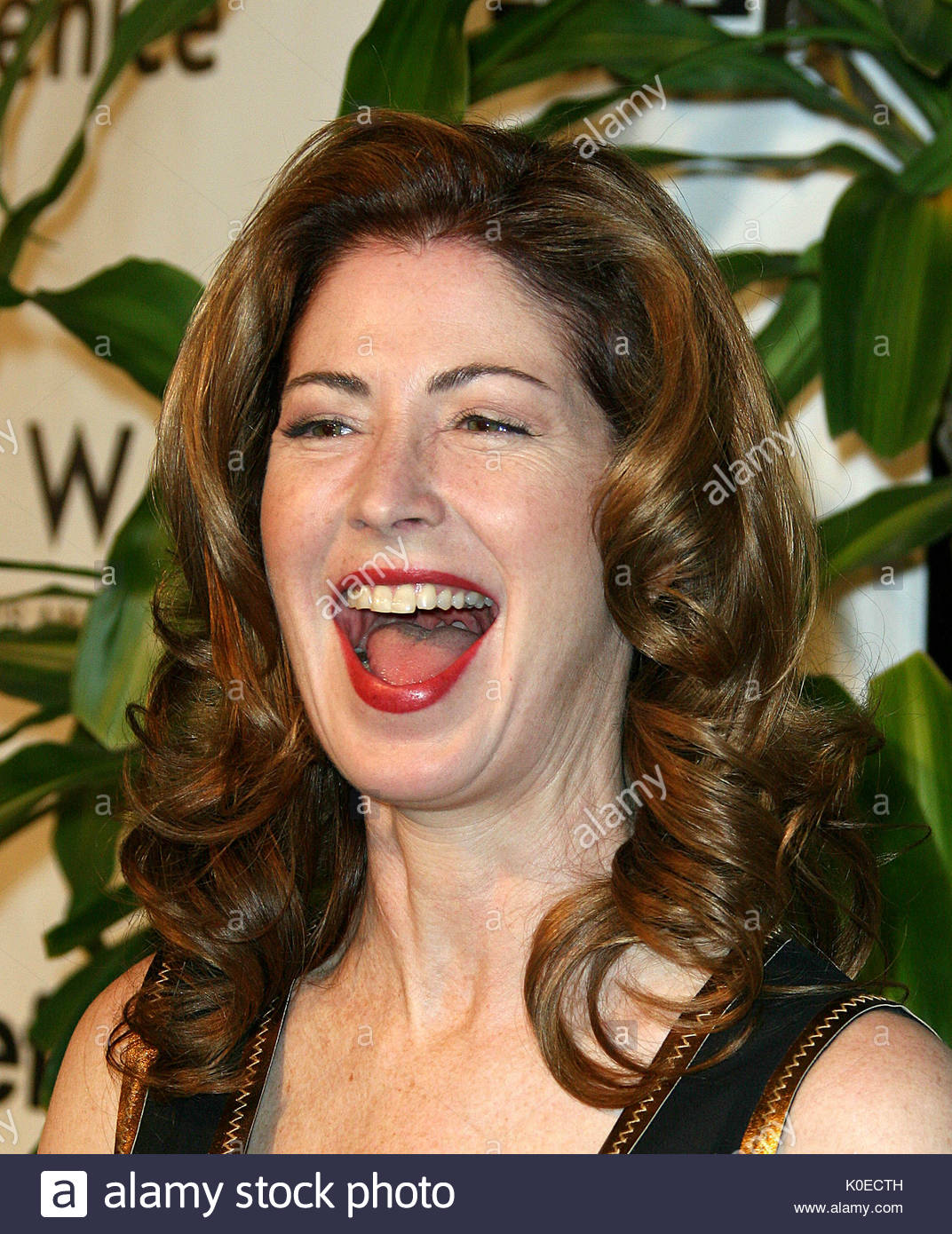 Dana Delany At The Annual Backstage At The Geffen Gala
