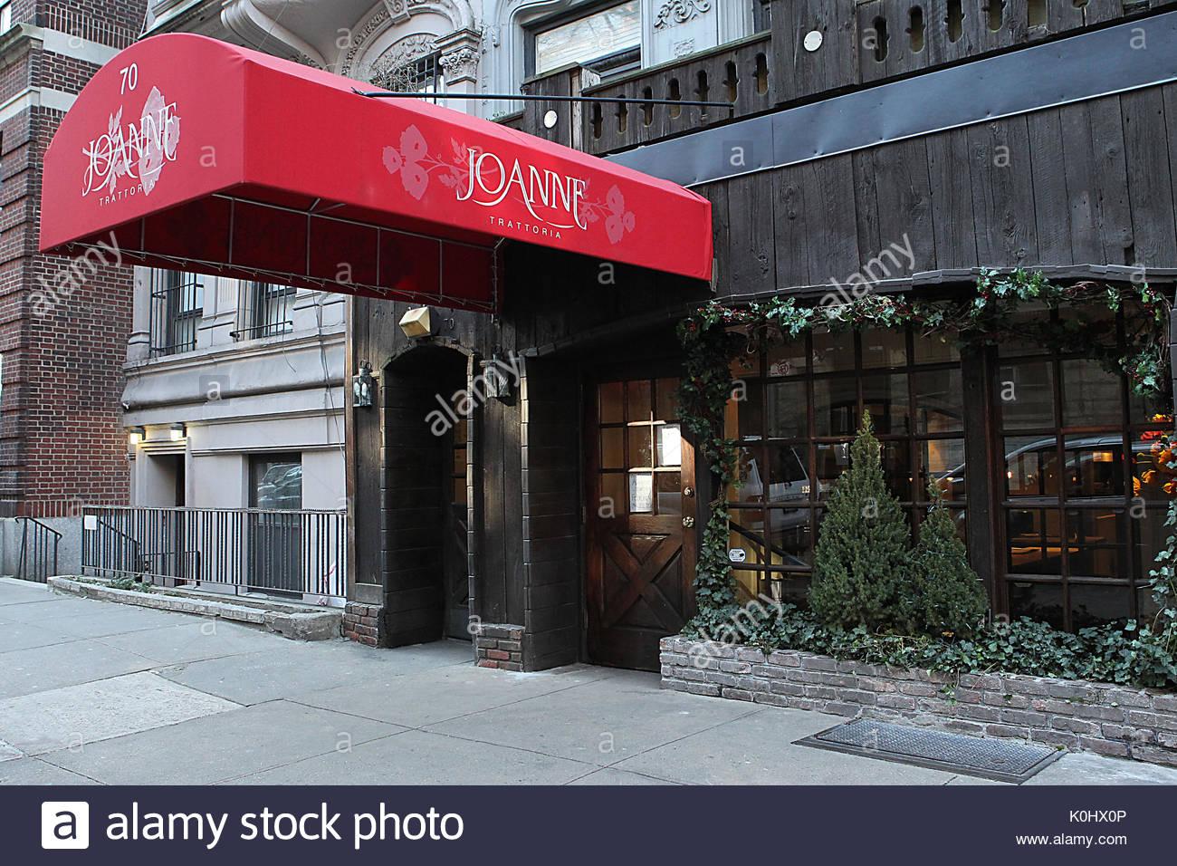 Joannes Restaurant In New York
