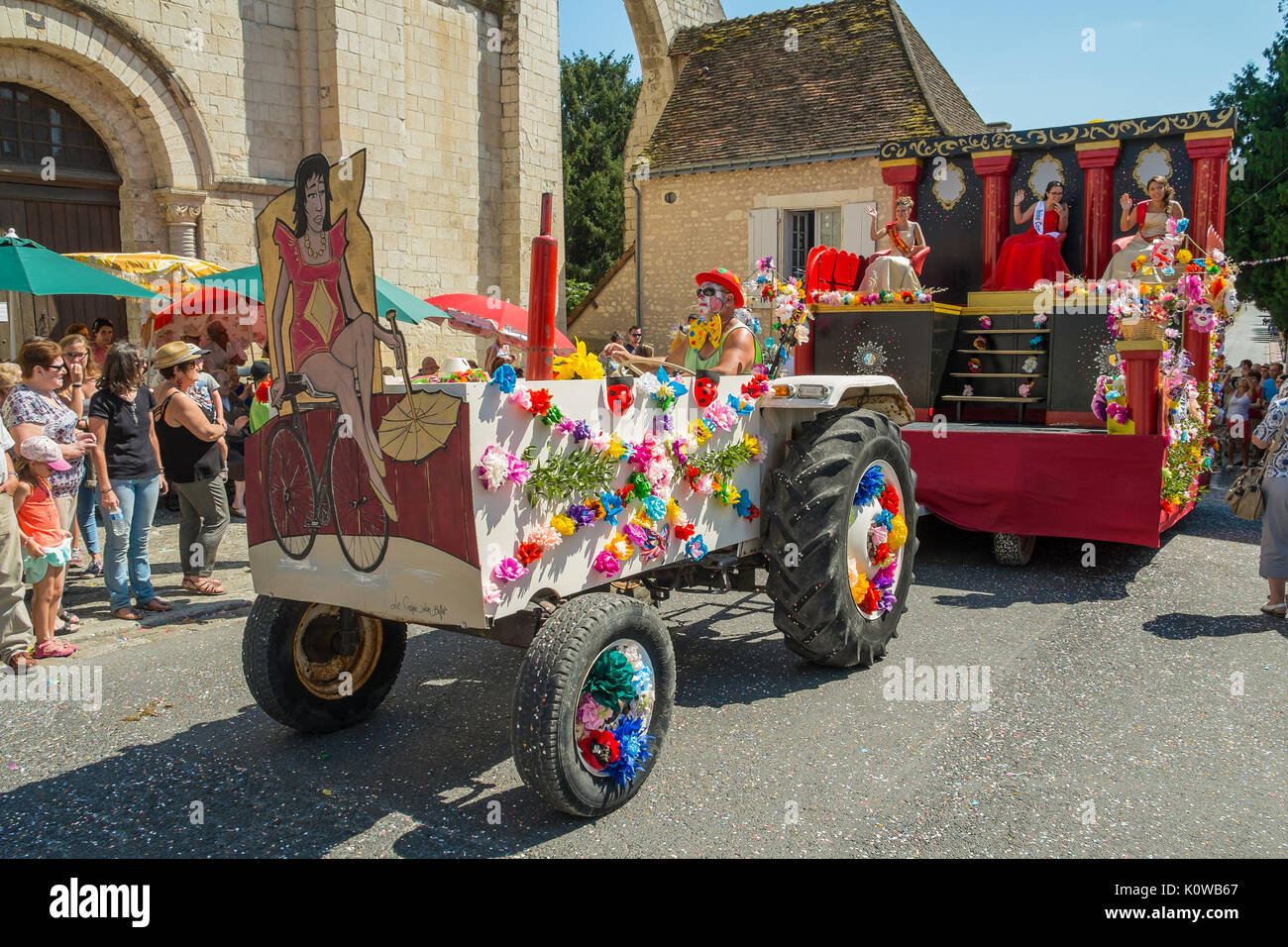 Tractor Decoration Stock Photos Tractor Decoration Stock Images Alamy