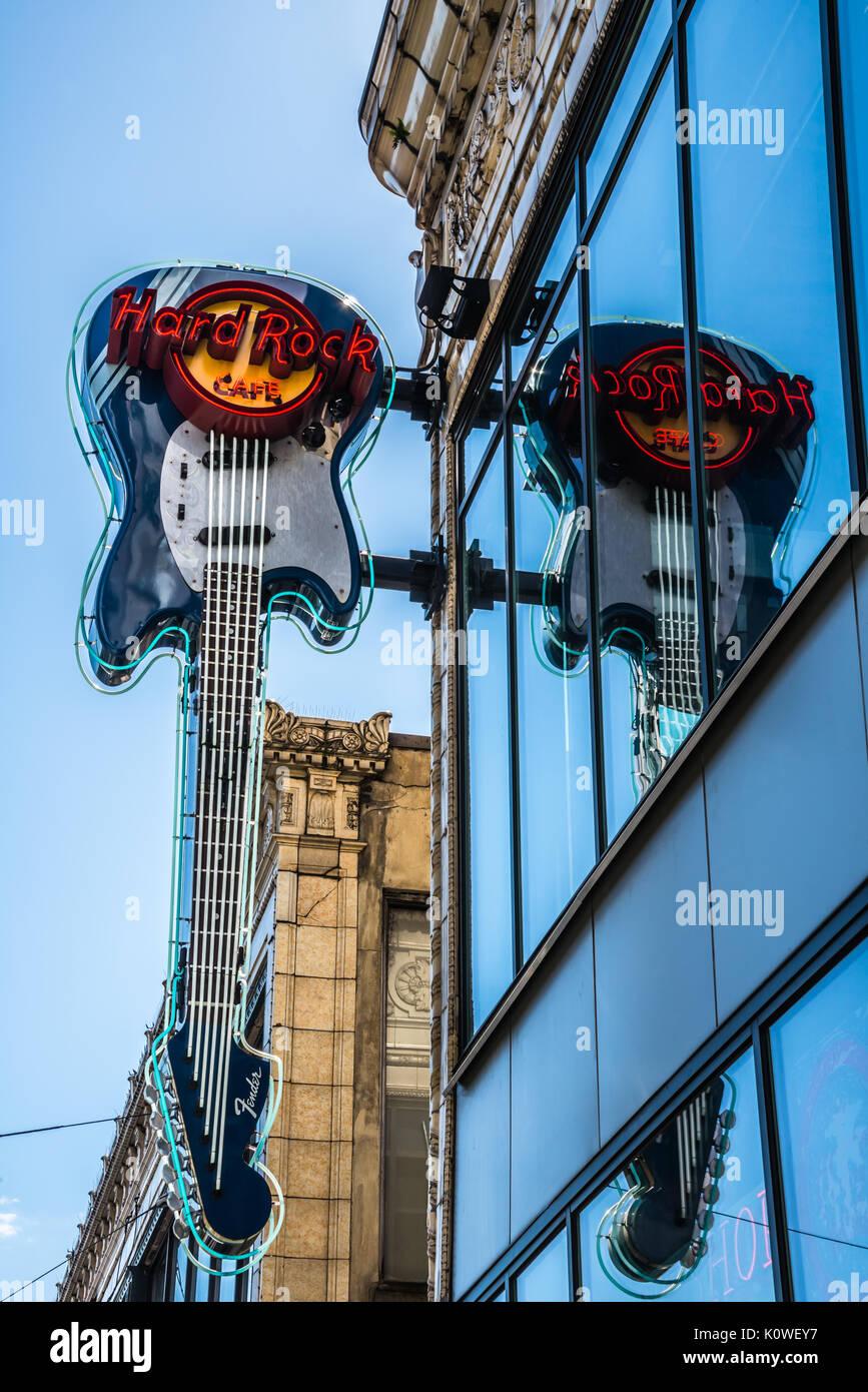 Washington Hard Rock Cafe