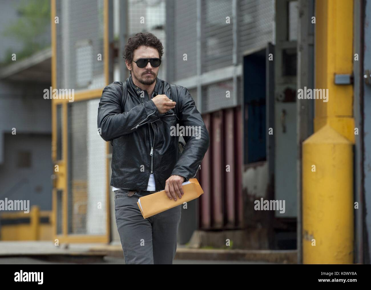 JAMES FRANCO TRUE DECEPTION; THE ADDERALL DIARIES (2015) - Stock Image