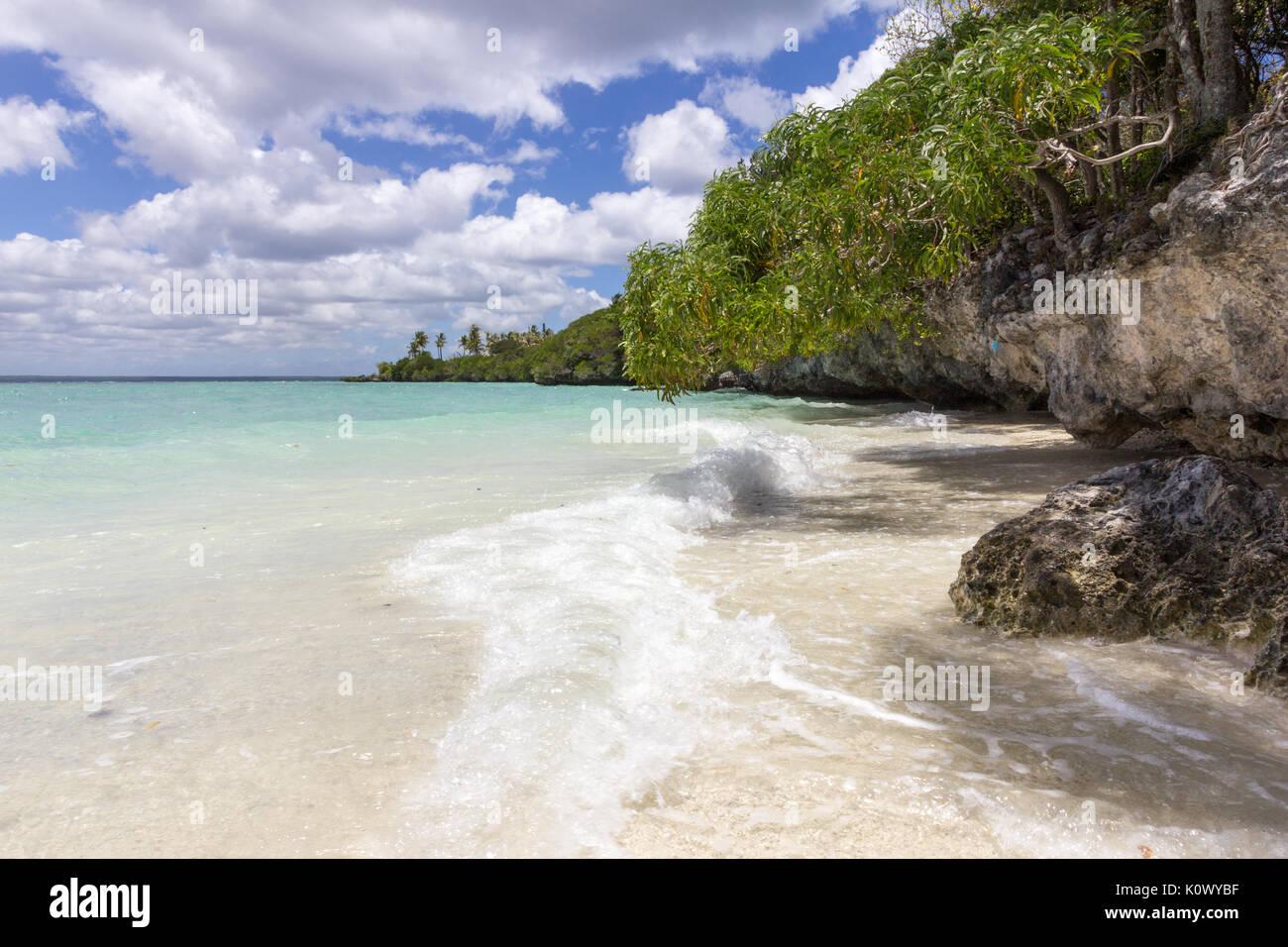 New Calidonia South Pacific Island
