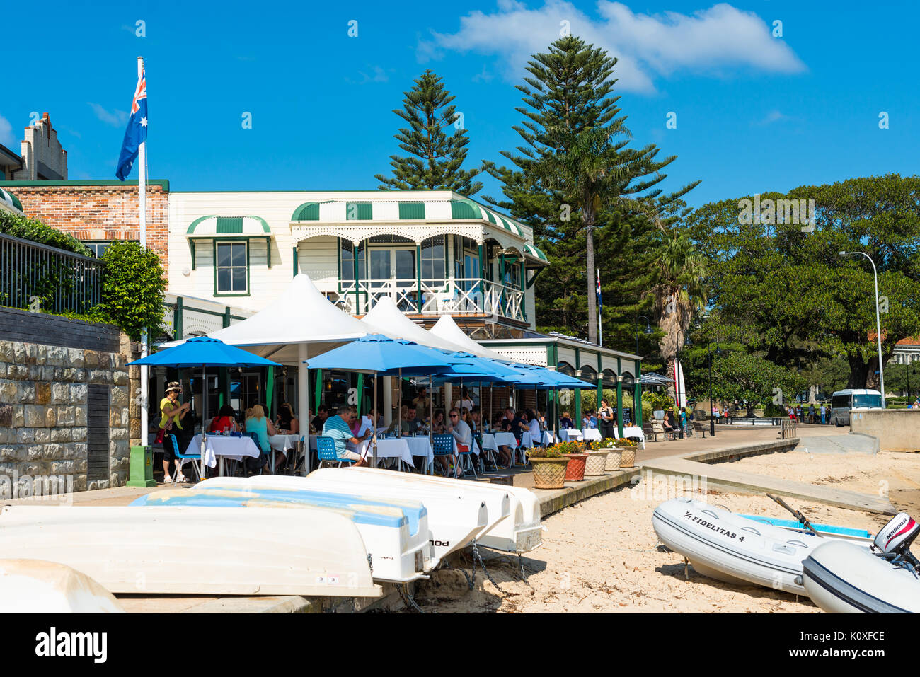Doyles On The Beach Restaurant Watsons Bay Nsw Australia