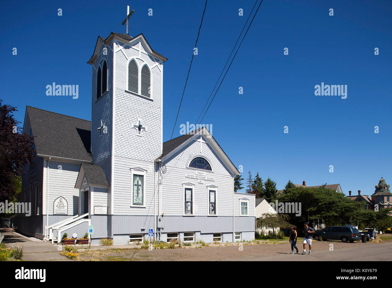 Oak Island United Methodist Church