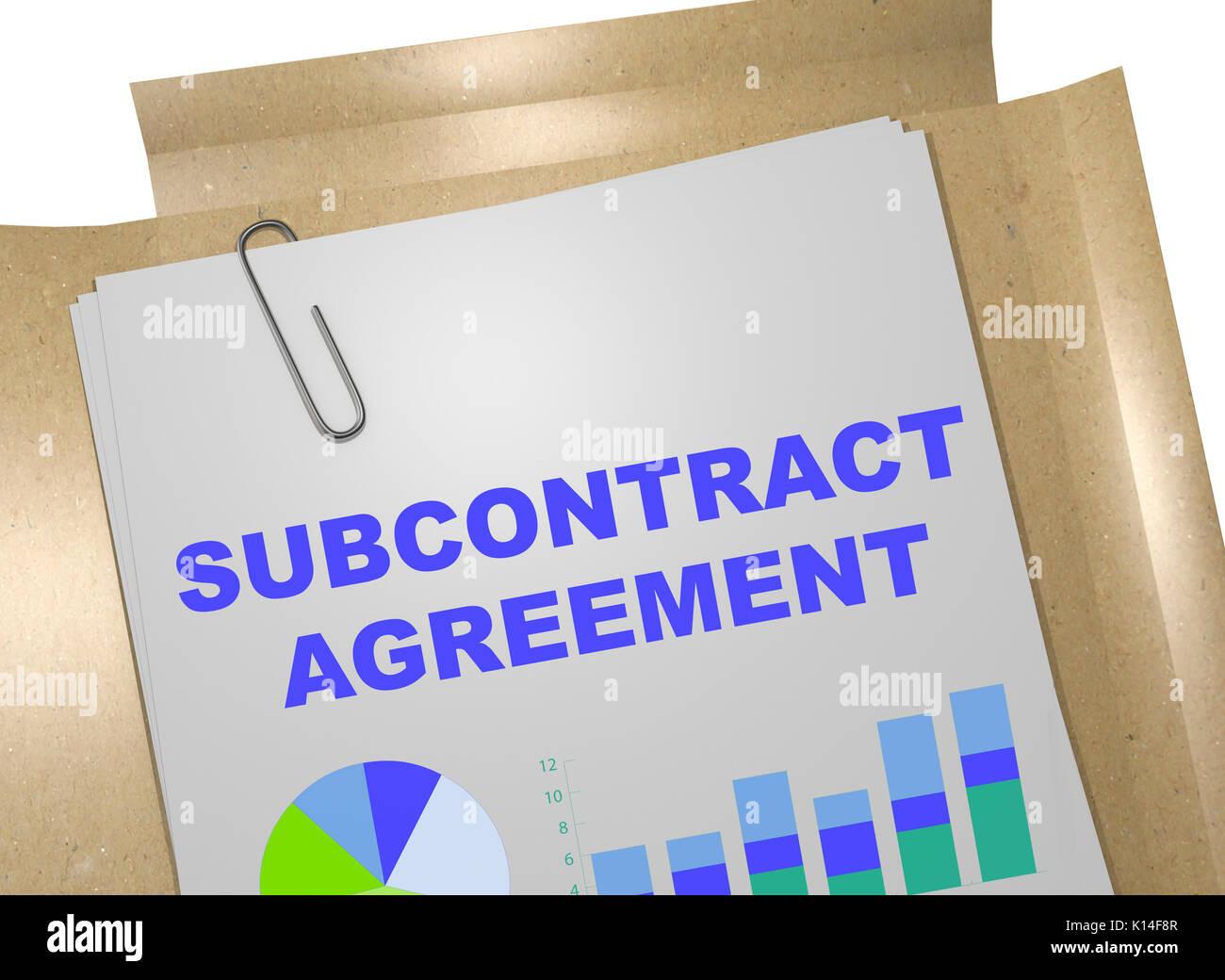 Subcontract Stock S & Subcontract Stock Alamy
