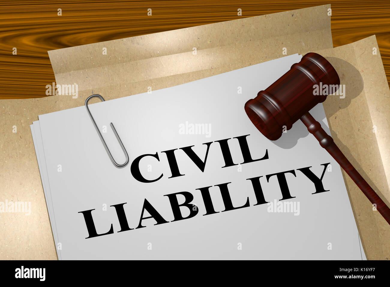 Civil Liability Definition: