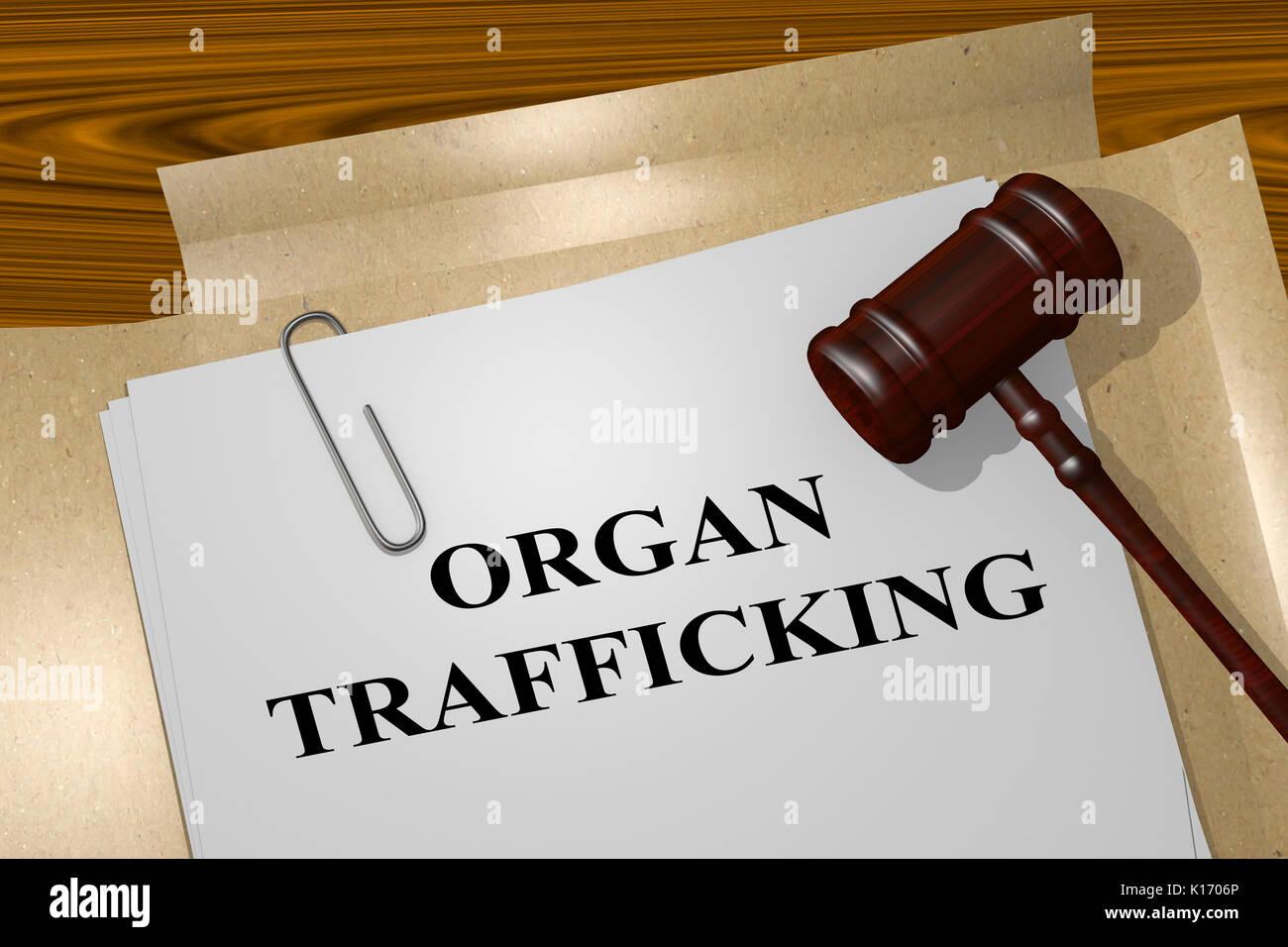 organ sale legality