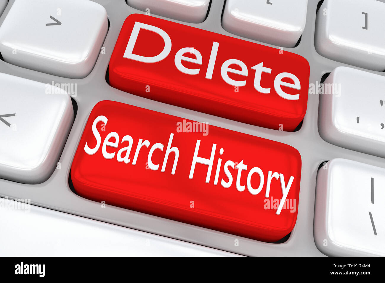 how to delete history on samsung keyboard