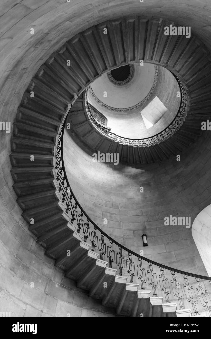 St Paul S Cathedral Harry Potter Staircase : Stair case black and white stock photos images alamy