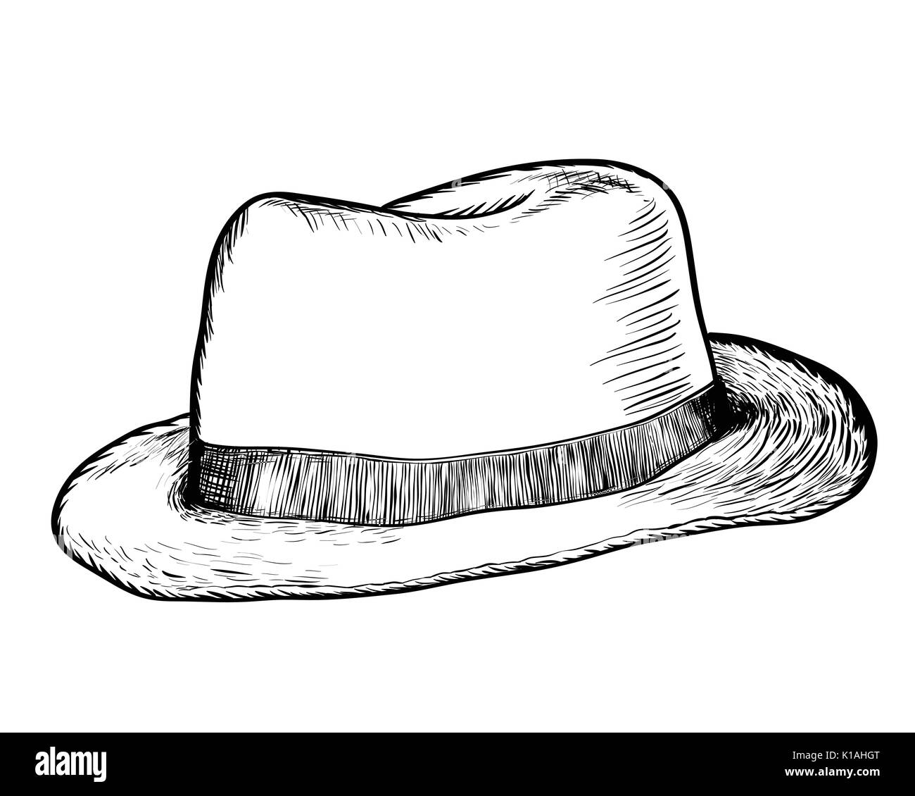 Line Drawing Hat : Texas cowboy hat stock photos